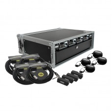 ELITE CORE HA4X4 - DELUXE RACK PACK FOUR USER SYSTEM