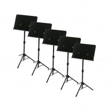 ELITE CORE LKS-OMS-MC - ORCHASTRAL MUSIC STAND MASTER CARTON (5 PACK)