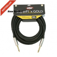 SUPERFLEX GOLD SFI-20SS - PREMIUM -  INSTRUMENT - CABLE (20FT)