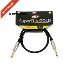 SUPERFLEX GOLD SFI-3SS - PREMIUM - INSTRUMENT - CABLE (3FT )