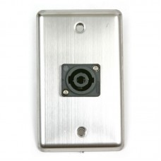 OSP D-1-SPEAKON - DUPLEX WALL PLATE W/1-SPEAKON