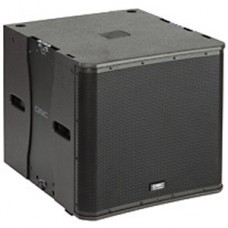 "QSC KLA181-BK -1000W Active 18"" Line Array Subwoofer"