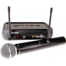SHURE PGX24/SM58 WIRELESS HANDHELD SYSTEM H6 BAND (524 - 542 MHZ)