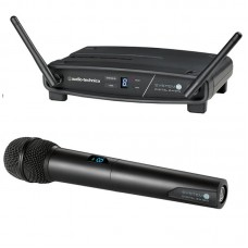 AUDIO TECHNICA ATW-1102 - SYSTEM 10 2.4 GHZ DIGITAL WIRELESS HANDHELD SYSTEM