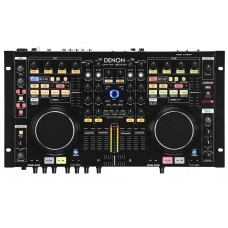 Denon DN-MC6000 - 4-Channel, 8 Source Premium Digital Mixer & Controller