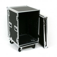 OSP RC16U-20 - 16 Space - ATA Amp Rack w/Casters
