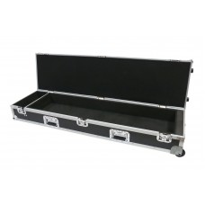OSP ATA-HA88-WC - CASE WITH RECESSED CASTERS FOR NORD STAGE2 HA88,PIANO2 HA88