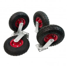 OSP HYC-10S - PAIR OF SWIVEL ALL - TERRAIN CASTERS FOR RACK CASE