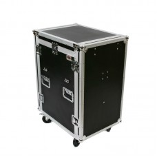 OSP MC12U-16SL - 16 SPACE ATA MIXER/AMP RACK 12 SPACE DEPTH AND STANDING LID