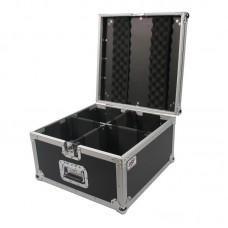 OSP PAR-CASE-4 - UNIVERSAL ATA FLIGHT CASE FOR 4 LED PAR CANS