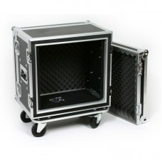 OSP SC10U-12 - 10 SPACE - ATA SHOCK EFFECTS RACK W/CASTERS