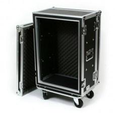 OSP SC12U-12 - 12 SPACE - ATA SHOCK EFFECTS RACK W/CASTERS