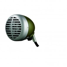 SHURE 520DX - OMNIDIRECTIONAL DYNAMIC WITH VOLUME CONTROL