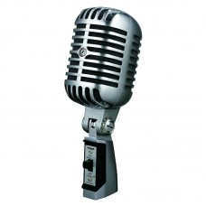 SHURE 55SH - SERIES II ICONIC UNIDYNE  VOCAL MICROPHONE