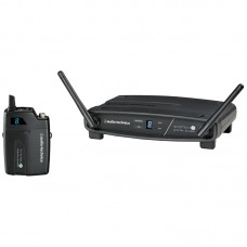AUDIO TECHNICA - ATW-1101 - SYSTEM 10 2.4 GHZ DIGITAL WIRELESS BODYPACK SYSTEM