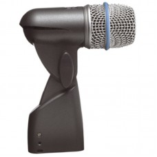 SHURE BETA-56A - SUPERCARDIOID SWIVEL-MOUNT DYNAMIC INSTRUMENT MICROPHONE