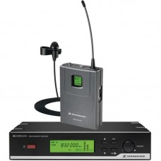SENNHEISER XSW12-A - WIRELESS LAVALIER OMNI-DIRECTIONAL MIC SYSTEM - A BAND (518-558 MHZ)